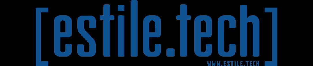 Logo com link para Estile.tech